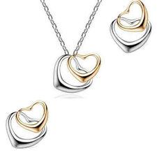 Markenlose Modeschmuck-Anhänger aus Metalllegierung Liebe & Herzen