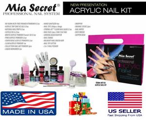 Mia Secret Professional Acrylic Nail Kit For Beginners & Students BIG SAVING