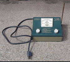 Vintage CENCO Electronic pH Meter Catalog # 21660 Central Scientific Tester Unit