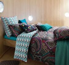 Bedroom Three-Piece KAS 100% Cotton Quilt Covers