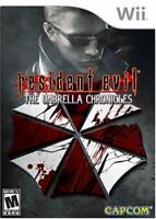 Resident Evil The Umbrella Chronicles (Nintendo Wii, 2007)