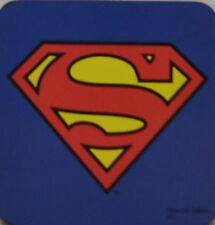 SUPERMAN - SOTTOBICCHIERE SOTTOBICCHIERI DI BIRRA SOTTOBICCHIERI NUOVO (C126)