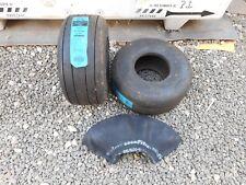 1 pneu d'avion + chambre à air good year 15 x 6.0 - 6 avec étiquette