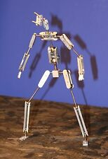 Stop Motion Animation Fully Articulated Ball and Joint Human Armature