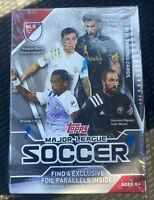 2021 Topps Major League Soccer Blaster Box Brand New MLS Sealed
