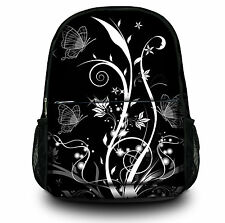 Rucksack/backpack for School Work Sports College- Funky Collection, etc (Black2b