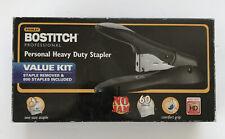 Bostitch Professional Personal Heavy Duty Stapler Black Phd60r