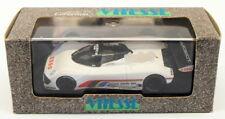 Vitesse 1/43 Scale Diecast Model Car 650 - Peugeot Racing Car - White