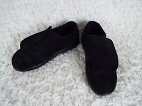 Propet Black Hook & Loop Walking Shoes Women's Size 10XX (4E)