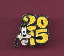 Goofy 2015 Smiliing Splendid Disney Pin Mickey Mouse's Friend