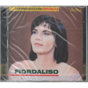 Fiordaliso CD I Grandi Successi Originali Flashback Ricordi BMG Sigillato