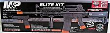 S&W M&P Elite AEG 15 RIS Electric Rifle and M&P 40 Spring Pistol Airsoft New