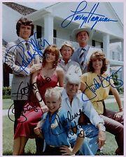 Dallas TV Series Cast Autographed 8x10 Signed Photo Reprint