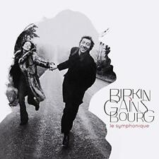 Jane Birkin - Gainsbourg -Birkin: Le Symphonique (NEW CD)