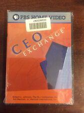 PBS CEO Exchange the Dream Team: Turning  Big Ideas into Multi Million(2006,DVD)