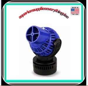 FREESEA Aquarium Wave Maker Power Head Circulation Pump with Magnet Suction