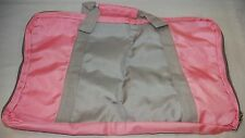 NEW Dreamgear Wii Fit Board PINK Travel Bag Carrying Case Tote Cover balance NEW