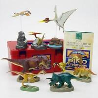 ha0645 COLORATA Japan Real Figure box Dinosaur vol.1 (Cretaceous dinosaur ) F/S