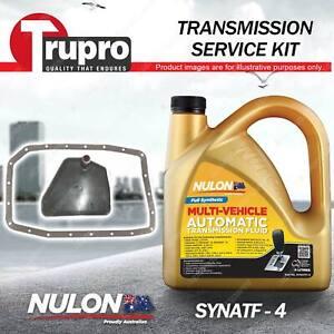SYNATF Transmission Oil + Filter Service Kit for Ford Falcon BF II FG 6 SPD