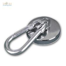 Magnet con ganchos mosquetón, neodimio alrededor de imán mosquetones, Gancho Magnético ø28mm