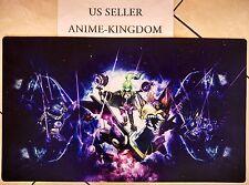USA Seller Custom Anime Playmat Play Mat Mouse Pad El Shaddoll Winda #555