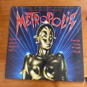 METROPOLIS COLONNA SONORA O.S.T FREDDIE MERCURY TYLER MORODER LP VINILE 33 Giri