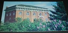 Historic Battleford Town Hall & Opera House Built 1912 Saskatchewan Postcard