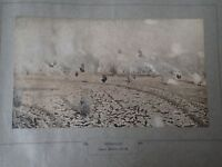 WW1 FROMELLES Picture Print By Charles Wheeler ( - PL25)