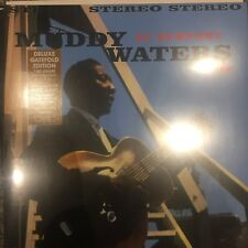 MUDDY WATERS 'AT NEWPORT 1960' 2017 DELUXE GATEFOLD VINYL LP NEW AND SEALED