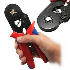 New Bootlace Ferrule Hand Wire Cord End Crimper Crimping Tool Pliers 0.25-10mm²