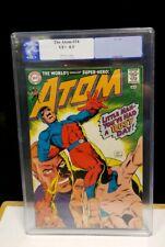 Atom #34 Very Fine Plus VF+ (8.5) DC Comics 1968 ~ Gil Kane CGG Graded