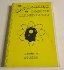 Dynamics of Cosmic Telepathy Paperback – 1983 by Tuella (Author)