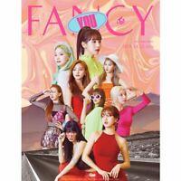 TWICE FANCY YOU 7th Mini Album CD+Photobook+Photocard+Etc+Tracking Number