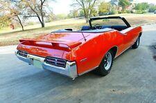 1968-69 Pontiac GTO / 1969 GTO Judge Convertible Rear Spoiler - New