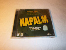 Napalm Gt Interactive Software PC Cd 1998 Rare pc game