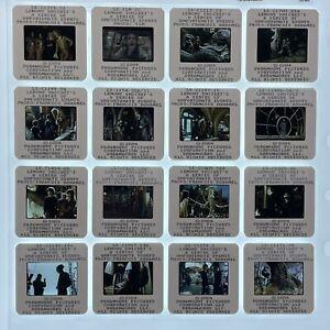 16 Lemony Snicket's 35mm Slides Series Unfortunate Events Movie Press Kit Lot #2