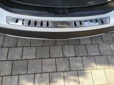For Suzuki SX4 S-Cross Accessories Car Door Sill Rear Bumper Protector 2013-2019