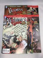 Victorian Undead # 1 - 6  Wildstorm Comics VF Sherlock Holmes vs. Zombies