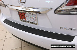 Lexus RX350 RX450H (2010-2015) OEM Genuine REAR BUMPER PROTECTOR PT738-48090