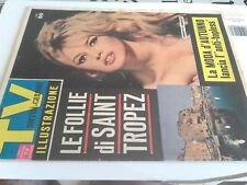 TV sorrisi e canzoni_2 agosto 1964_31_BRIGITTE BARDOT follie a SAINT TROPEZ_MODA