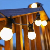 G50 LED 110-240V Ball Hanging Fairy String Light Indoor Outdoor Wedding Party