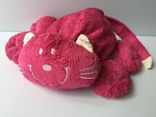 Vibel Rasperry Fat Cat Soft toy - French, Dou-dou, comfortor, soft, discontinued