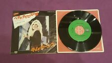Kim Carnes Bette Davis Eyes miss you tonite press 1981 Japan 45 giri usato