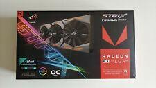 ASUS ROG Strix RX VEGA64 OC-Edition 8GB HBM2 (90YV0B00-M0NM00) Grafikkarte