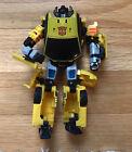 "Transformers Autobot Sunstreaker Yellow Action Figure 6"" Transformed"