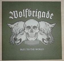 Wolfbrigade - Prey To The World LP Black vinyl / Gatefold / New / Sealed / Punk