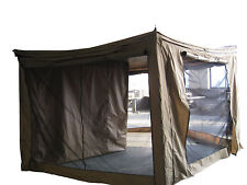 4X4 WING AWNING CHANGE ROOM WALL KIT OFF ROAD SIDE & REAR FREE METRO DELIVERY