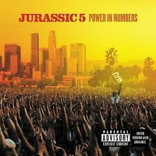 Power in Numbers [PA] by Jurassic 5 (CD, Oct-2002, Interscope (USA))