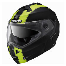 Casco de moto modular Caberg DUKE Legend Mate Ne/Am. + Pinlock antivaho