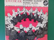 45 GIRI DVORAK JONEL PERLEA SLAVONIC DANCES OP 46 N 1 E 8 OP 72 N 7 VOX 1959